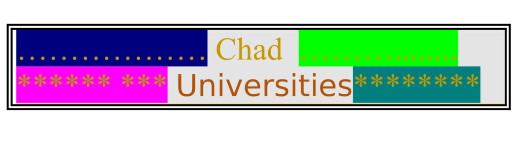 List of Universities in Chad