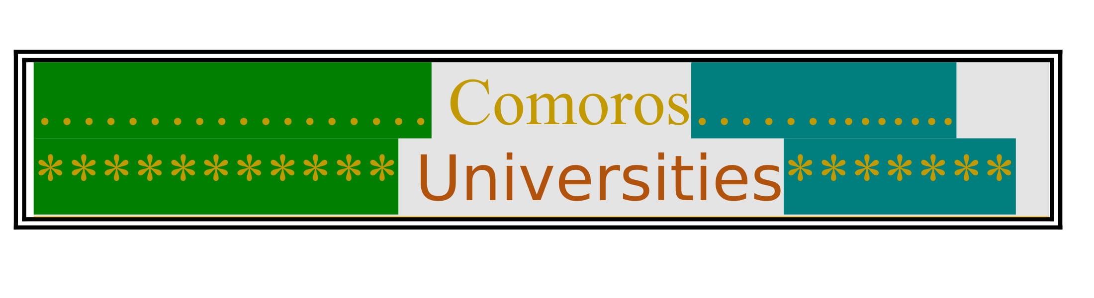 List of Universities in Comoros