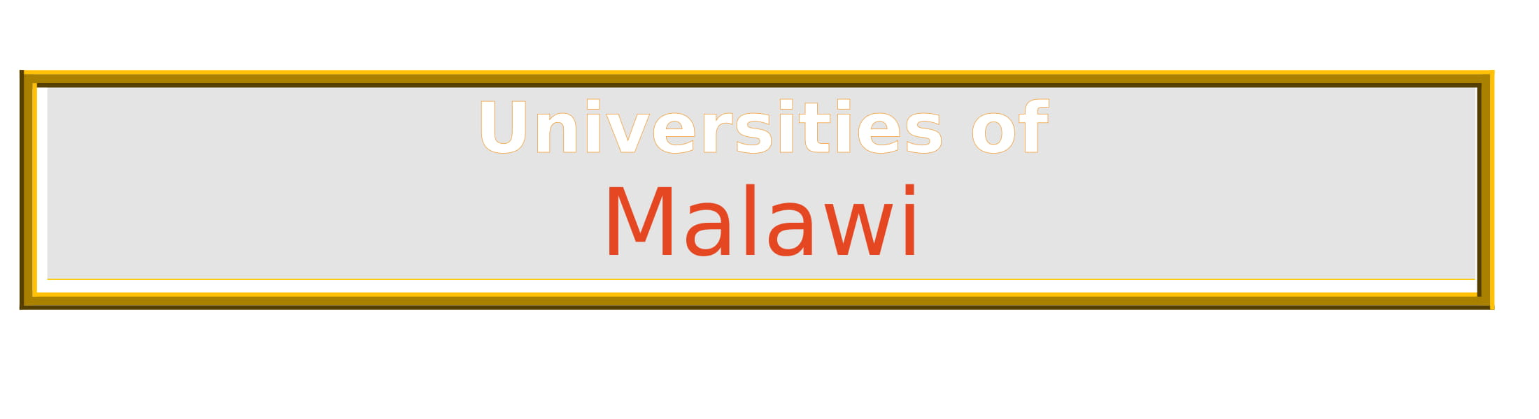 List of Universities in Malawi