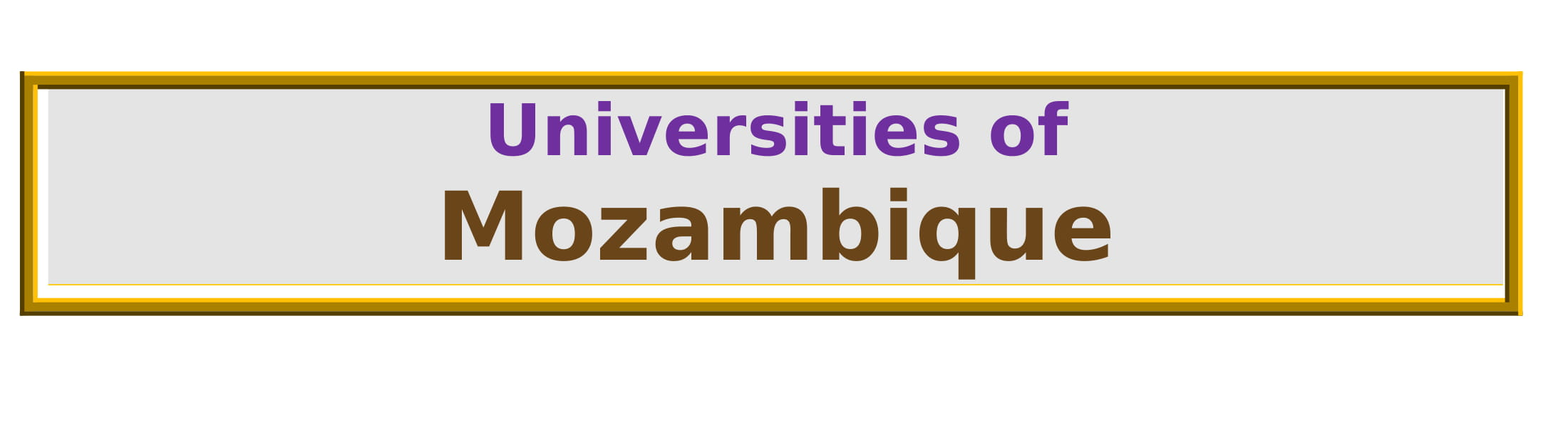 List of Universities in Mozambique