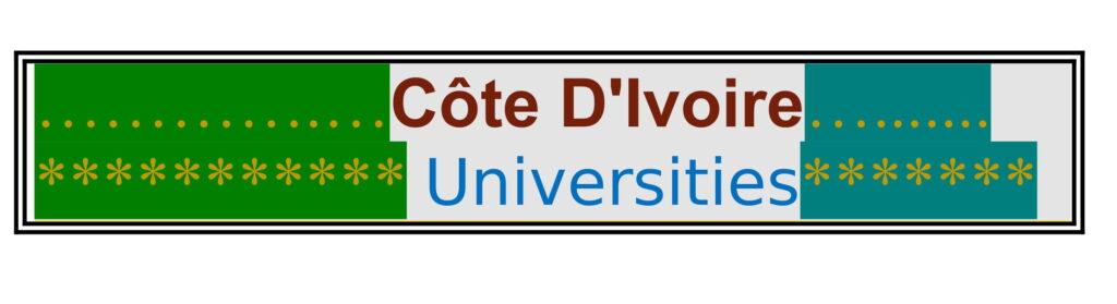 List of Universities in Cote D'Ivoire