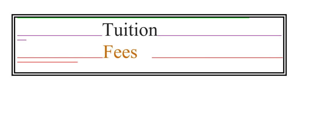 University of Cambridge Tuition Fees