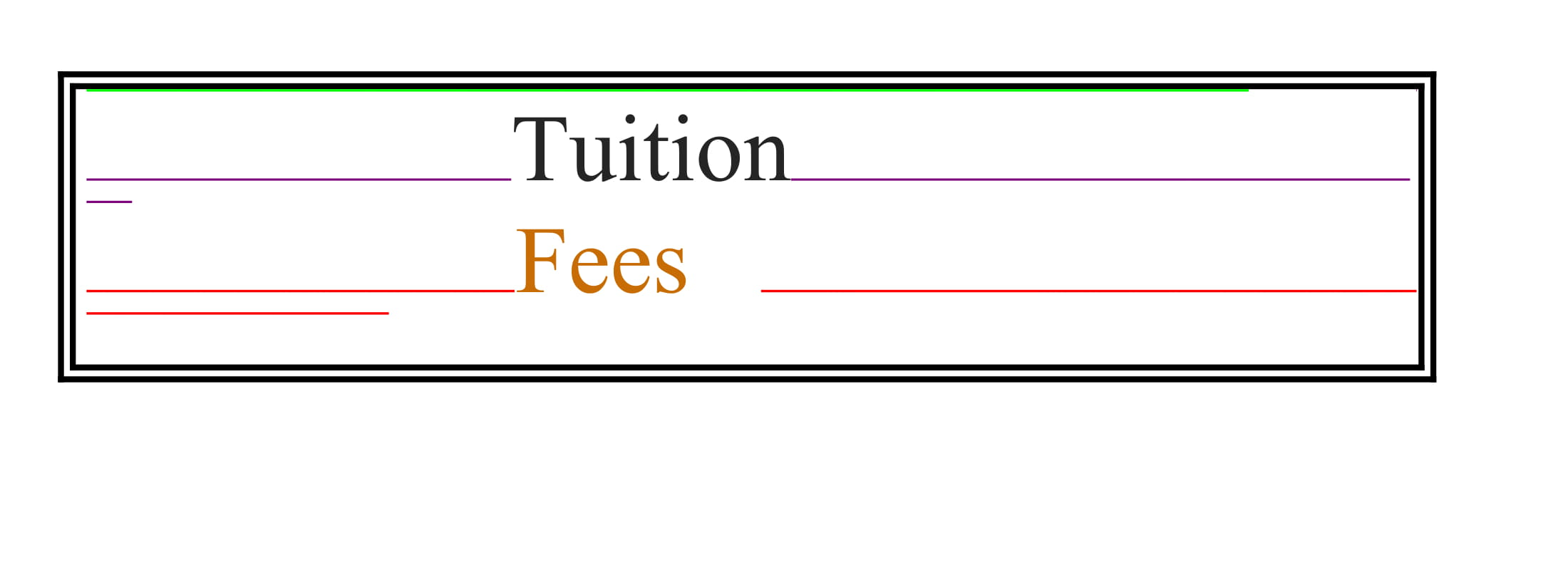 University of Cambridge Tuition Fees