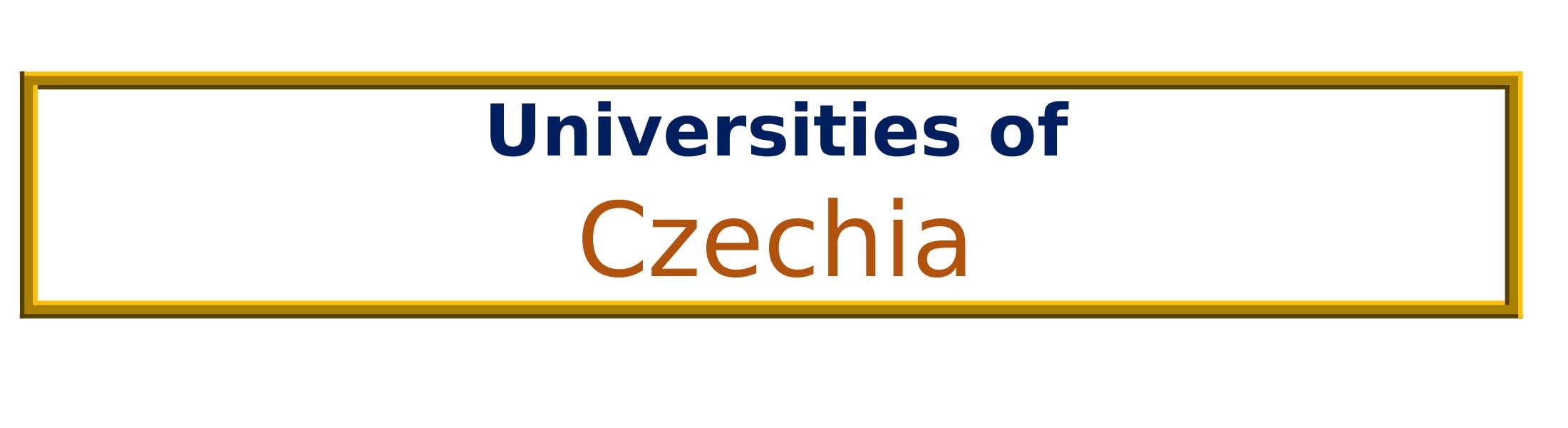 List of Universities in Czechia