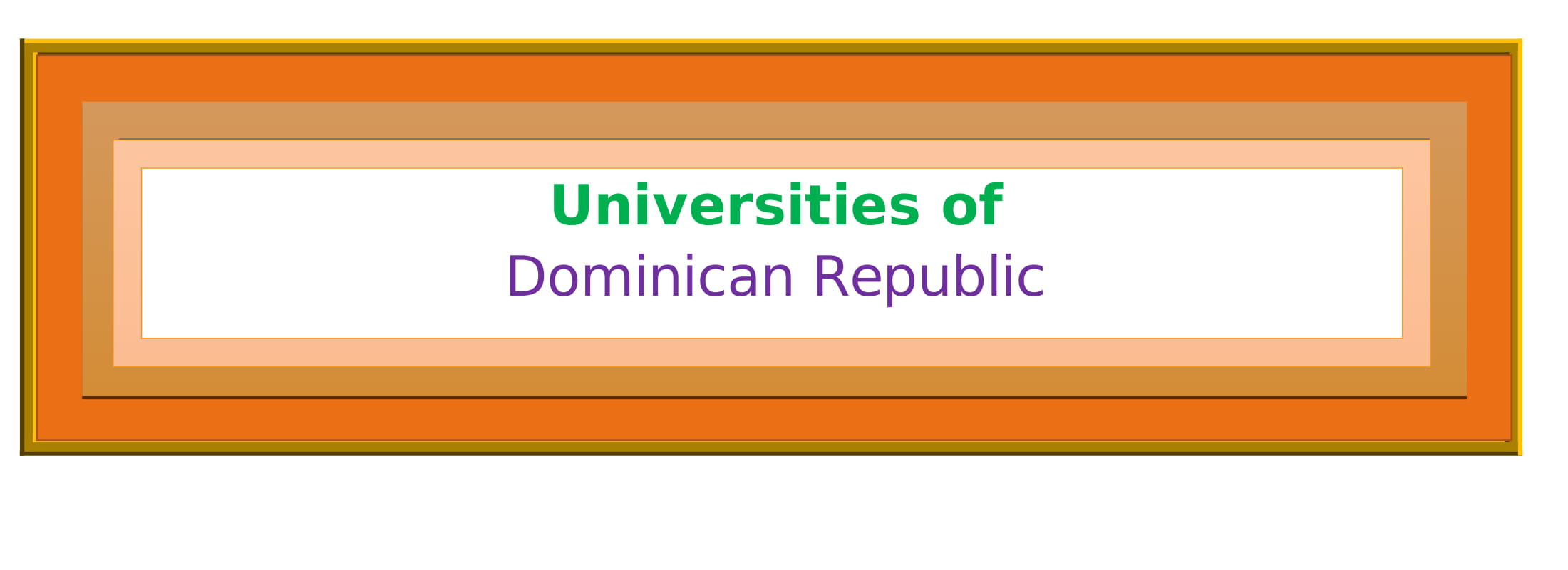List of Universities in Dominican Republic