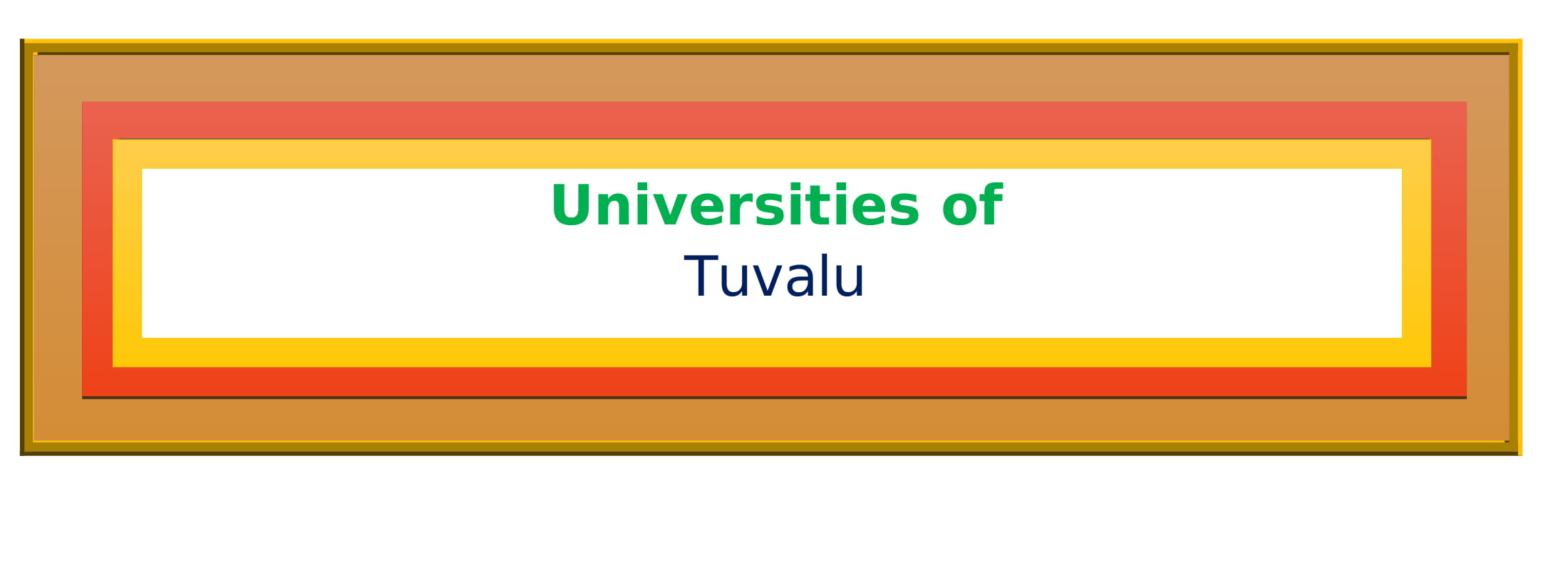 List of Universities in Tuvalu