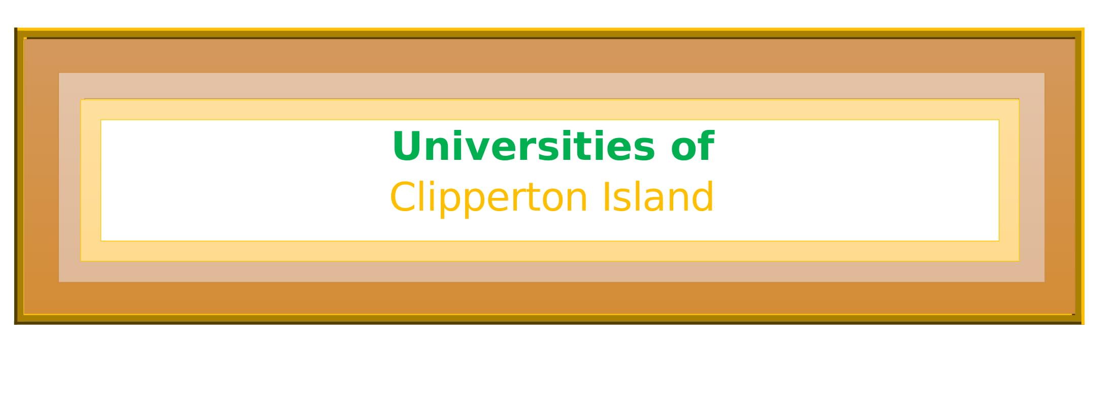 List of Universities in Clipperton Island